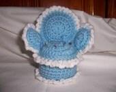Blue Chair Pincushion