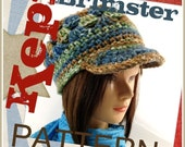 PDF PATTERN Kepi Shell Brimster