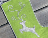 reindeer love stocking