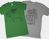 SPECIAL- 2 T-SHIRTS FOR 30 DOLLARS Mens and Womens Tees S, M, L, XL