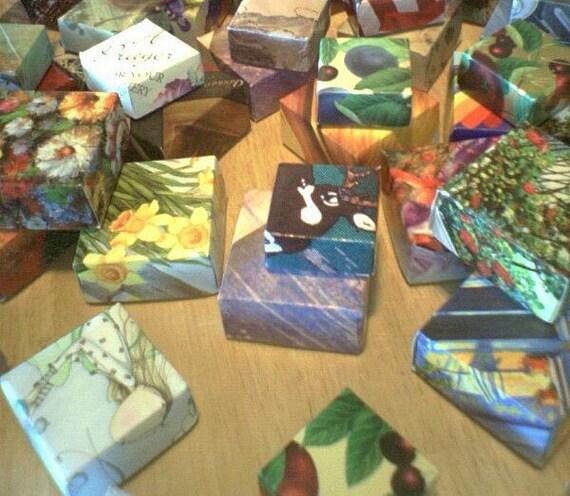 Handcrafted Boxes - 50 - Gift Item -DESTASH