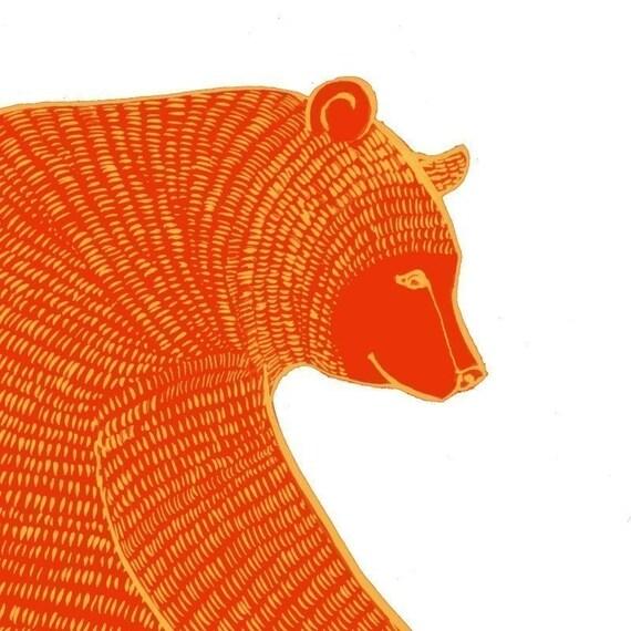 Magic Jewel Bears-Limited Edition Print