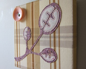 TREE POD Textile Wall Art