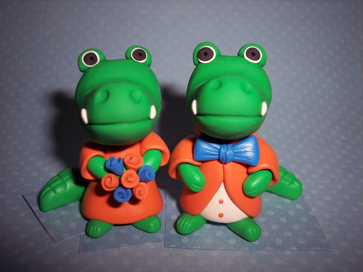 florida gator wedding cake toppers custom order for florida wedding cake toppers large size 14326