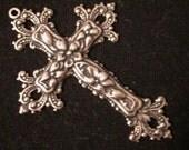 Cross, Religious Jewelry, Jewelry Supplies, Jewelry Components