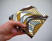Swirling Geometry LINED JOURNAL
