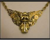 Clockwork Angel Pendant