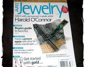 Art Jewelry Magazine July 2007