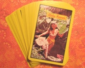 Vintage Aloha Hawaii Deck of Cards - Hula Girl
