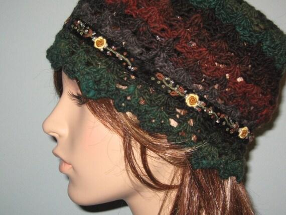 Field Flowers hat