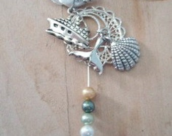 Homage to the Ocean necklace
