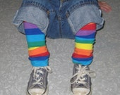 KOOL KID LEGS--RAINBOW BRIGHT--