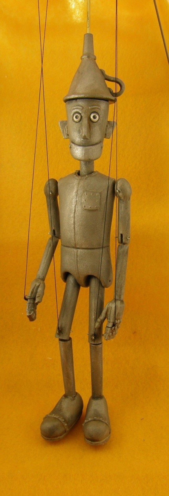 Tin Man  marionette  limited edition