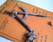 Vintage Compass & Protractor Sets