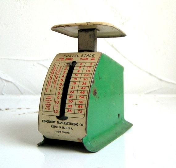 1950's Postal Scale