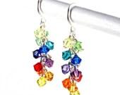 Spectrum - Swarovski Crystal Earrings