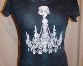 Gothic Chandelier  Tshirt