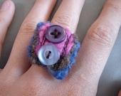 Antoinette Felt Ring