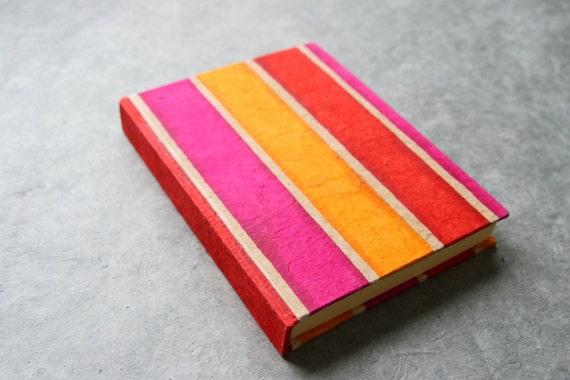 Hard Cover Journal - Lined Pages