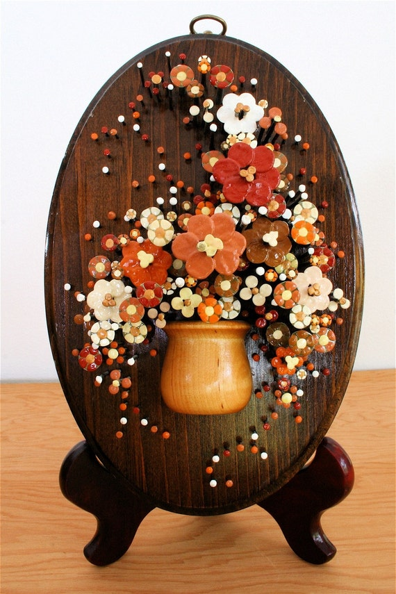 Carpenter Nail Art Is Hella Cool A Nail Flower Art Plaque
