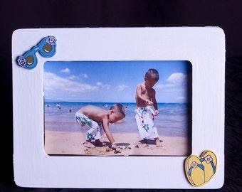 Family Vacation Frame