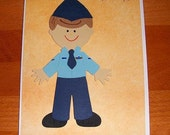 Missing You (Air Force) card