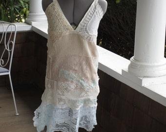 Dreamy Lace Mini Dress or Top
