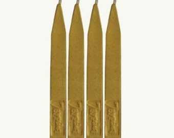 Sale 7Gypsies Gold Wax 4 Gold Sticks Wax Pack