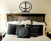Anchor Vinyl Wall Decal