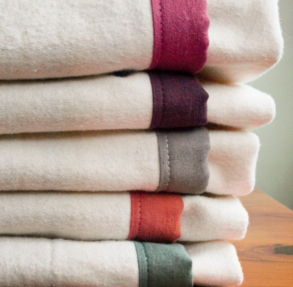 Essential Organic Baby Blanket, Natural Collection