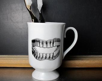 Toothbrush Mug