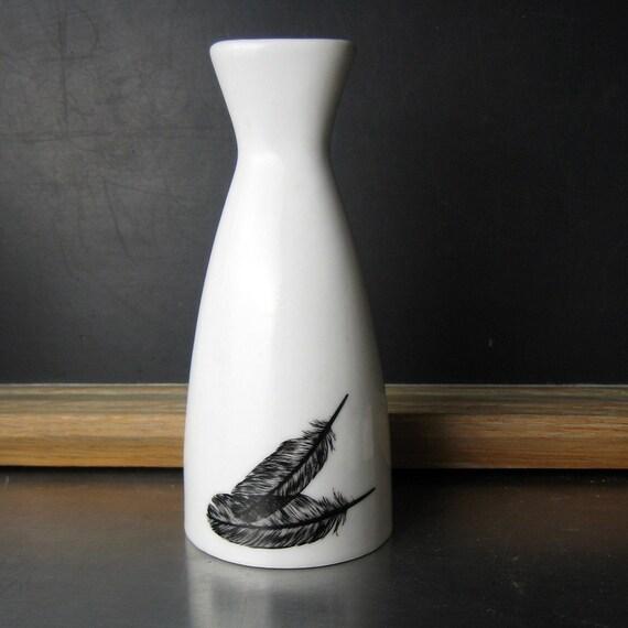 Feather Vase