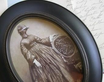 Darling Odessa 8 x 10 Anthropomorphic print