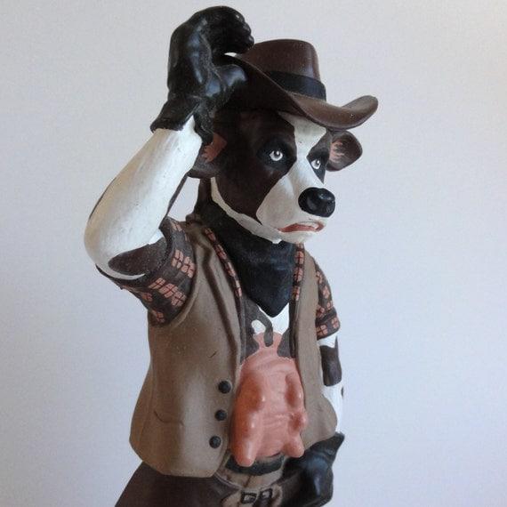 Freaked Cowboy figure