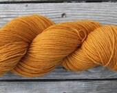 Coreopsis Dyed Wool\/Nylon Fingering Weight Sock Yarn  (18)