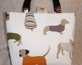 For Dog lover everywhere basket bag