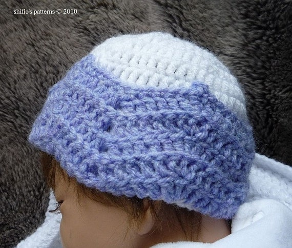 Crochet Baby Papoose Pattern Free : CROCHET PATTERN For Ripple Baby Cocoon Papoose & Hat in by ...