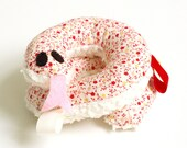 Abbie the Snake Plush Teether