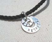 Respect Life necklace