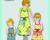 Closing Out My Paper Patterns ...  Jona G sewing pattern ....Shopgirl /and boy too/.....paper pattern...Size 2-10