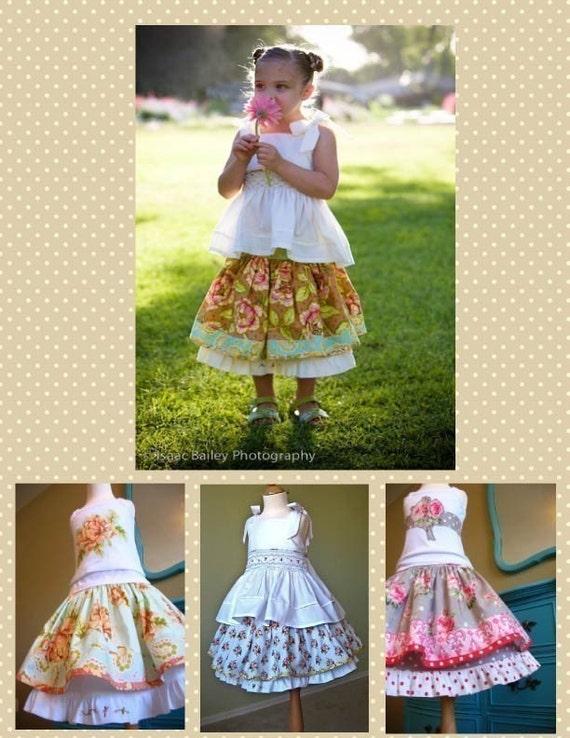 Twirl Skirt Instructions 80