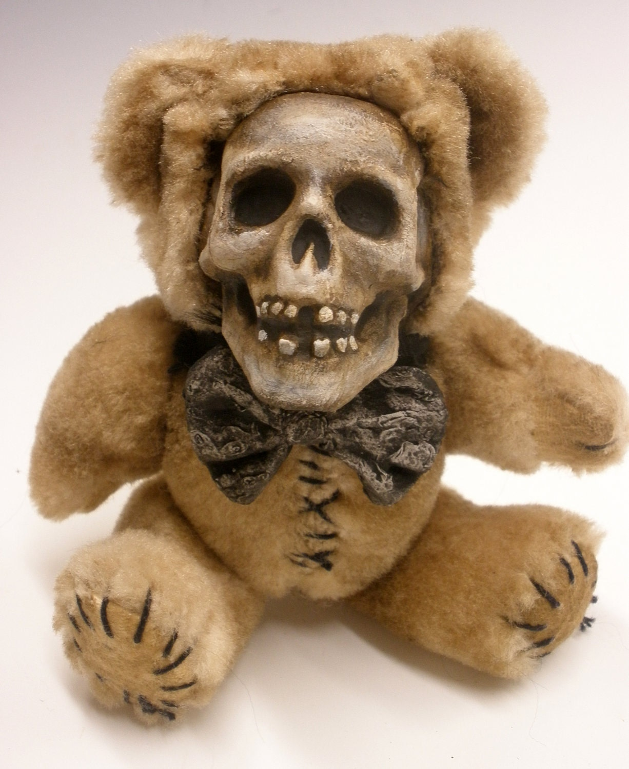 039a wild teddy bear ate my beaver039 and other creepy stories - 3 1
