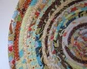 Clothesline Cotton Rag Bowl Basket Multi Medium