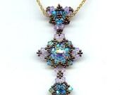 Venezia Cristal Pendant Pattern - Instant download