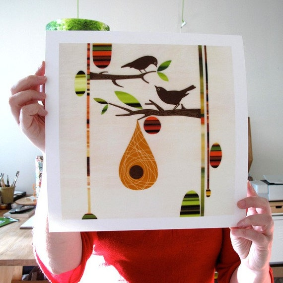 for my one and only - giclee print
