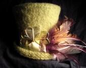 Knitting Pattern - Miniature Top Hat