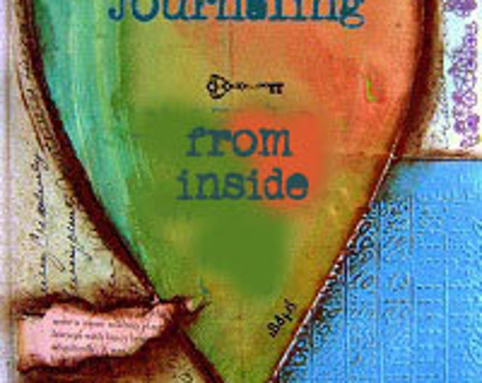DVD of Online Workshop - Journaling from Inside