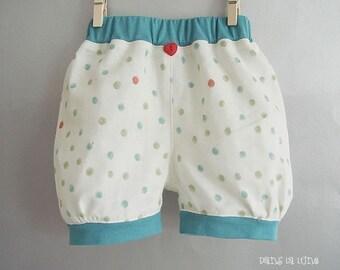 KIDS TROUSERS - Lovely Buffant Pumpkin Pants - Size for 1Y
