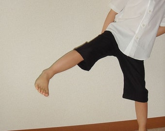 KIDS TROUSERS - PDF e Pattern - Bermuda Shorts - Size 5Y