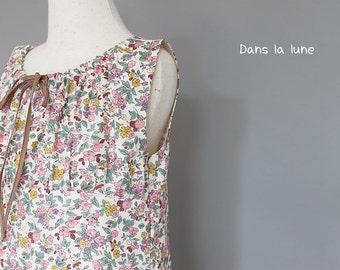 KIDS DRESS - PDF e pattern - Fancy Dress - size 2Y
